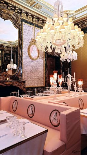 Crystal Room, Baccarat, Paris