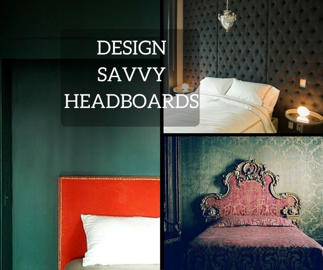 Design savvy headboards F &FB-4