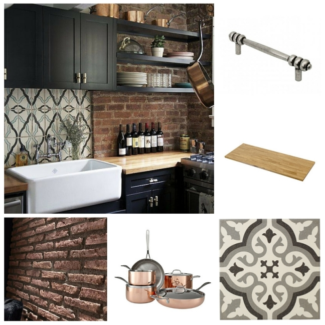 Mood Board kitchen