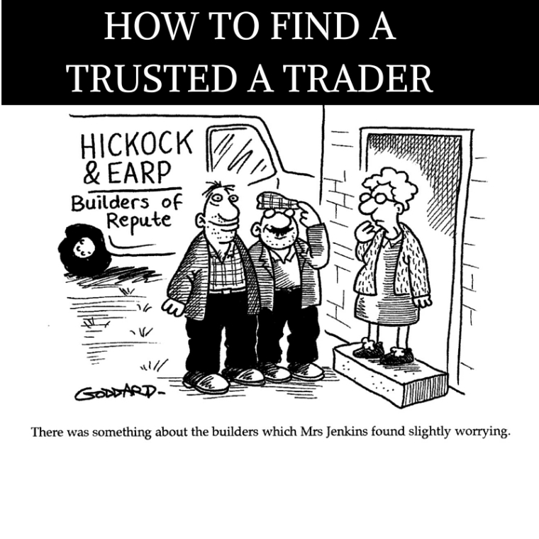 HOW TO FIND A TRUSTED A TRADER (POST)